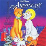 Download or print Al Rinker Ev'rybody Wants To Be A Cat (from Walt Disney's The Aristocats) Sheet Music Printable PDF -page score for Children / arranged Piano SKU: 164530.