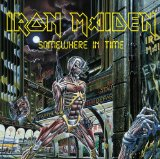 Download or print Iron Maiden Wasted Years Sheet Music Printable PDF -page score for Rock / arranged Guitar Tab SKU: 164955.