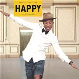Download or print Pharrell Happy Sheet Music Printable PDF -page score for Film and TV / arranged GTRENS SKU: 165623.
