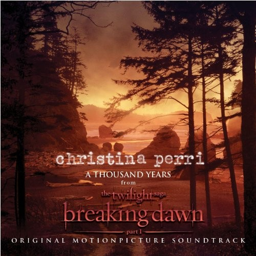 Download or print Christina Perri A Thousand Years Sheet Music Printable PDF -page score for Pop / arranged GTRENS SKU: 165629.
