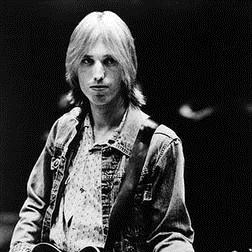 Download or print Tom Petty Into The Great Wide Open Sheet Music Printable PDF -page score for Rock / arranged GTRENS SKU: 165711.
