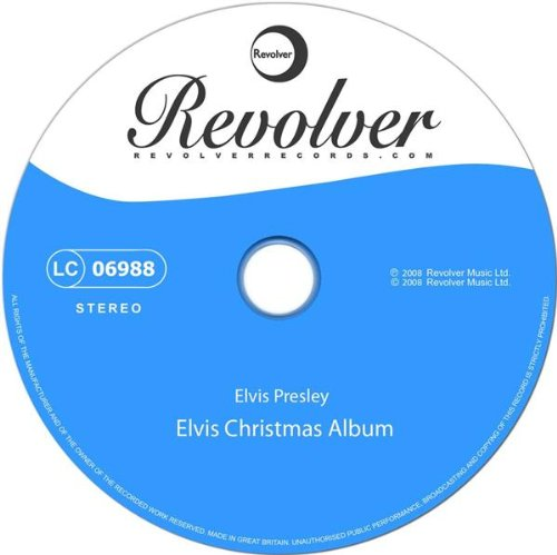 Elvis Presley, Blue Christmas, Clarinet, sheet music, piano notes, chords, song, artist, awards, billboard, mtv, vh1, tour, single, album, release