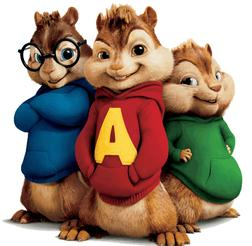 Download or print Alvin and the Chipmunks The Chipmunk Song Sheet Music Printable PDF -page score for Winter / arranged CHDBDY SKU: 166500.