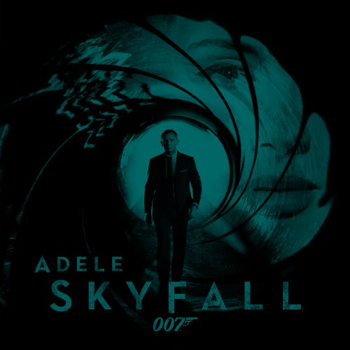 Adele, Skyfall, Voice, sheet music, piano notes, chords, song, artist, awards, billboard, mtv, vh1, tour, single, album, release