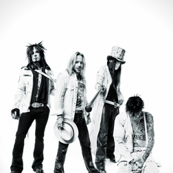 Download or print Motley Crue Too Young To Fall In Love Sheet Music Printable PDF -page score for Rock / arranged Guitar Tab SKU: 170073.