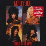 Download or print Motley Crue Shout At The Devil Sheet Music Printable PDF -page score for Rock / arranged Guitar Tab SKU: 170079.