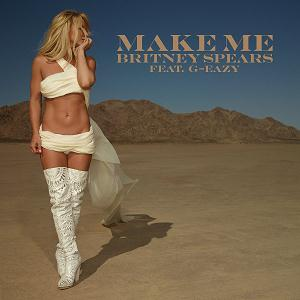 Britney Spears feat. G-Eazy, Make Me (Oooh), Piano, Vocal & Guitar (Right-Hand Melody), sheet music, piano notes, chords, song, artist, awards, billboard, mtv, vh1, tour, single, album, release