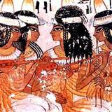 Download or print Egyptian Folksong Doos Ya Lellee Sheet Music Printable PDF -page score for Folk / arranged GTRENS SKU: 172859.