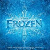 Download or print Kristen Bell Do You Want To Build A Snowman? Sheet Music Printable PDF -page score for Film and TV / arranged Piano SKU: 172889.