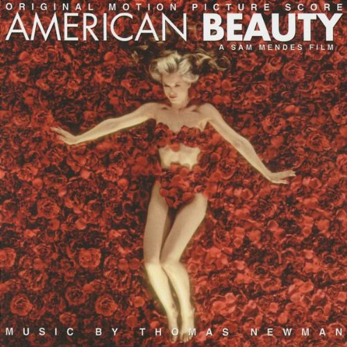 Thomas Newman, Any Other Name/Angela Undress (from American Beauty), Piano, sheet music, piano notes, chords, song, artist, awards, billboard, mtv, vh1, tour, single, album, release