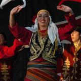 Download or print Turkish Folksong Charki Hidjaz (The Sun Hangs High) Sheet Music Printable PDF -page score for Pop / arranged GTRENS SKU: 172913.