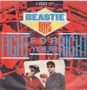 Beastie Boys, Fight For Your Right (To Party), DRMTRN, sheet music, piano notes, chords, song, artist, awards, billboard, mtv, vh1, tour, single, album, release