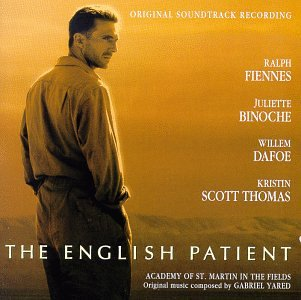 Gabriel Yared, Rupert Bear (from The English Patient), Piano, sheet music, piano notes, chords, song, artist, awards, billboard, mtv, vh1, tour, single, album, release