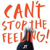 Download or print Justin Timberlake Can't Stop The Feeling Sheet Music Printable PDF -page score for Rock / arranged Piano (Big Notes) SKU: 174976.