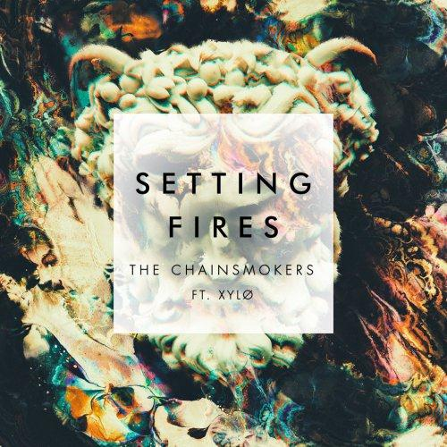 The Chainsmokers, Setting Fires, Piano, Vocal & Guitar (Right-Hand Melody), sheet music, piano notes, chords, song, artist, awards, billboard, mtv, vh1, tour, single, album, release