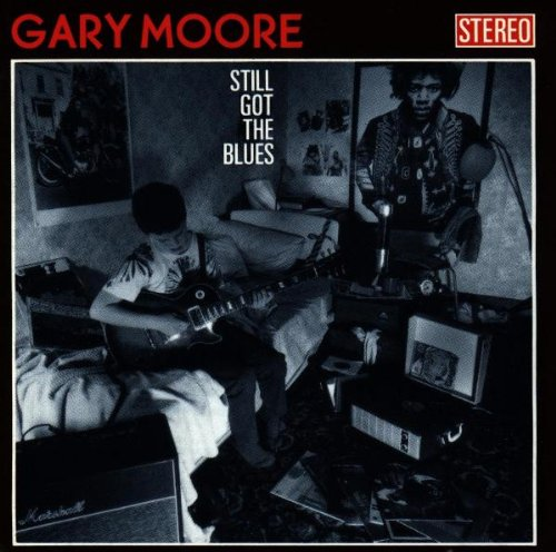 Gary Moore, Midnight Blues, Guitar Tab Play-Along, sheet music, piano notes, chords, song, artist, awards, billboard, mtv, vh1, tour, single, album, release
