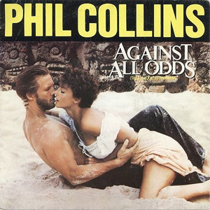 Download or print Phil Collins Against All Odds (Take A Look At Me Now) Sheet Music Printable PDF -page score for Rock / arranged Piano SKU: 178207.