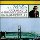 Download or print Tony Bennett I Left My Heart In San Francisco Sheet Music Printable PDF -page score for Folk / arranged Clarinet SKU: 178353.