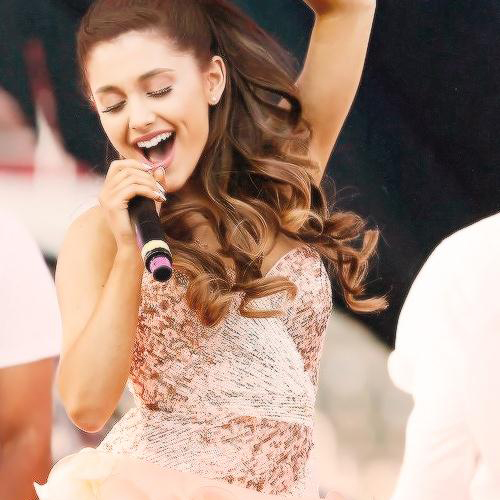 Ariana Grande, They Don't Know, Piano, Vocal & Guitar (Right-Hand Melody), sheet music, piano notes, chords, song, artist, awards, billboard, mtv, vh1, tour, single, album, release