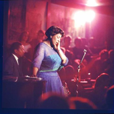 Ella Fitzgerald, 'Round Midnight, Voice, sheet music, piano notes, chords, song, artist, awards, billboard, mtv, vh1, tour, single, album, release