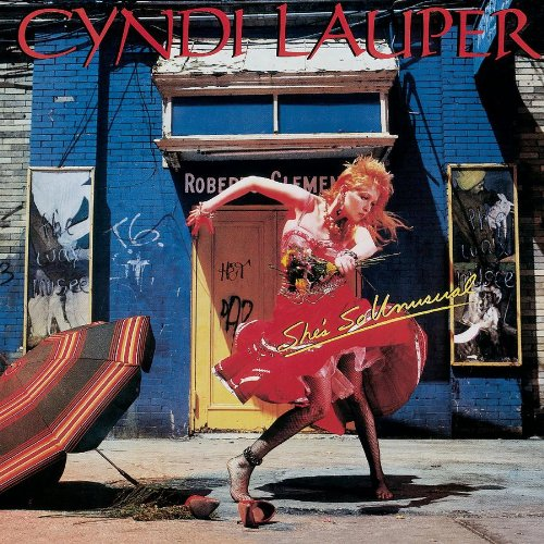 Easily Download Cyndi Lauper Printable PDF piano music notes, guitar tabs for  Piano, Vocal & Guitar (Right-Hand Melody). Transpose or transcribe this score in no time - Learn how to play song progression.