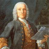 Download or print Domenico Scarlatti Minuet In A Minor, L. 217 Sheet Music Printable PDF -page score for Classical / arranged Piano SKU: 184023.