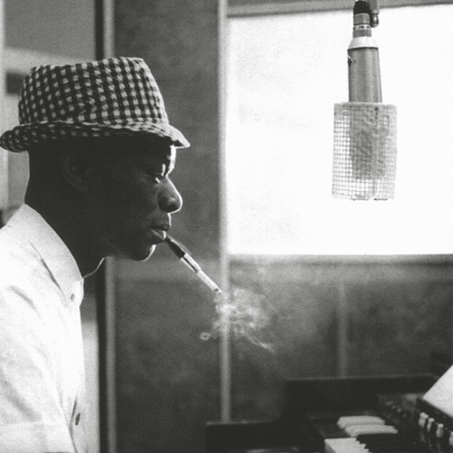 Nat King Cole, (There Is) No Greater Love, Voice, sheet music, piano notes, chords, song, artist, awards, billboard, mtv, vh1, tour, single, album, release