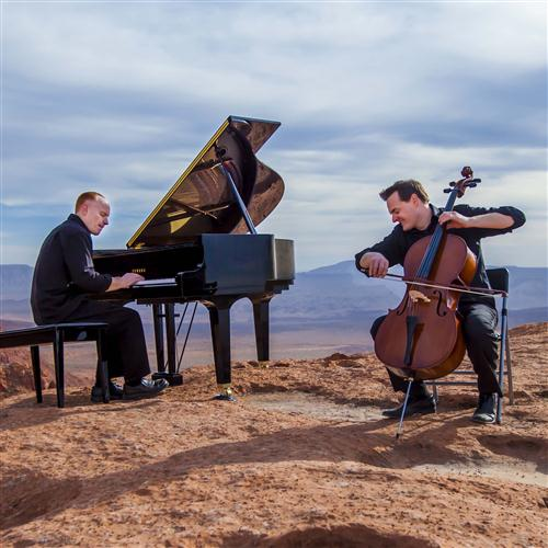 The Piano Guys, Gloria/Hark! The Herald Angels Sing, Piano, sheet music, piano notes, chords, song, artist, awards, billboard, mtv, vh1, tour, single, album, release