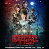 Download or print Kyle Dixon & Michael Stein Stranger Things Main Title Theme Sheet Music Printable PDF -page score for Film and TV / arranged Piano SKU: 195288.