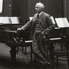 Download or print Bela Bartok A Conversation Sheet Music Printable PDF -page score for Classical / arranged Educational Piano SKU: 195370.