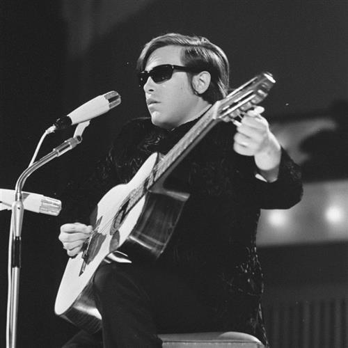 Jose Feliciano, Feliz Navidad, Guitar Ensemble, sheet music, piano notes, chords, song, artist, awards, billboard, mtv, vh1, tour, single, album, release