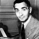 Download or print Irving Berlin A Pretty Girl Is Like A Melody Sheet Music Printable PDF -page score for Pop / arranged Piano SKU: 21531.