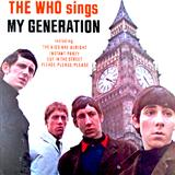 Download or print The Who My Generation Sheet Music Printable PDF -page score for Pop / arranged Lyrics Only SKU: 24200.