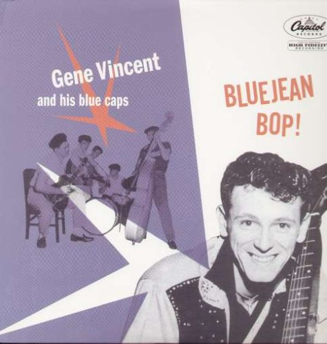 Easily Download Gene Vincent Printable PDF piano music notes, guitar tabs for  Guitar with strumming patterns. Transpose or transcribe this score in no time - Learn how to play song progression.