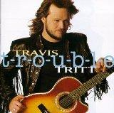 Download or print Travis Tritt T-R-O-U-B-L-E Sheet Music Printable PDF -page score for Pop / arranged Guitar Tab SKU: 27787.