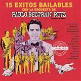 Download or print Pablo Beltran Ruiz Sway (Quien Sera) Sheet Music Printable PDF -page score for Jazz / arranged Piano SKU: 27886.