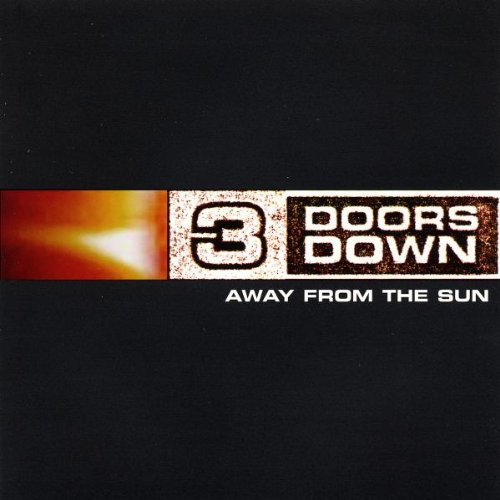 3 Doors Down, Here Without You, Piano, Vocal & Guitar (Right-Hand Melody), sheet music, piano notes, chords, song, artist, awards, billboard, mtv, vh1, tour, single, album, release