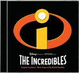 Download or print Michael Giacchino Missile Lock (from The Incredibles) Sheet Music Printable PDF -page score for Film and TV / arranged Piano SKU: 30878.