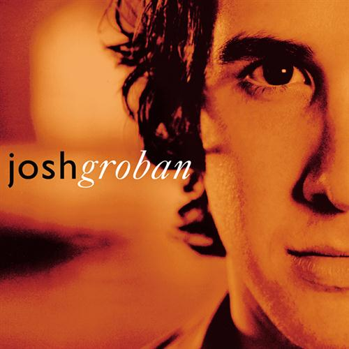 Easily Download Josh Groban Printable PDF piano music notes, guitar tabs for  Piano (Big Notes). Transpose or transcribe this score in no time - Learn how to play song progression.