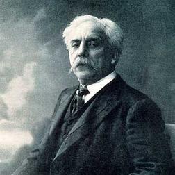 Download or print Gabriel Fauré Clair De Lune (Menuet) Sheet Music Printable PDF -page score for Classical / arranged Piano SKU: 31193.