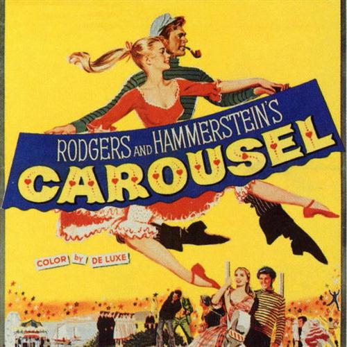 Rodgers & Hammerstein, You'll Never Walk Alone (from Carousel), Keyboard, sheet music, piano notes, chords, song, artist, awards, billboard, mtv, vh1, tour, single, album, release