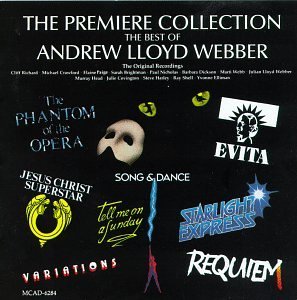 Andrew Lloyd Webber, Starlight Express, Keyboard, sheet music, piano notes, chords, song, artist, awards, billboard, mtv, vh1, tour, single, album, release