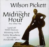 Download or print Wilson Pickett In The Midnight Hour Sheet Music Printable PDF -page score for Soul / arranged Alto Saxophone SKU: 32940.