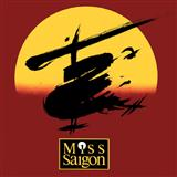 Download or print Boublil and Schonberg The Sacred Bird (from Miss Saigon) Sheet Music Printable PDF -page score for Musicals / arranged Piano, Vocal & Guitar SKU: 33386.