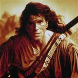 Download or print Trevor Jones The Last Of The Mohicans (Main Theme) Sheet Music Printable PDF -page score for Film and TV / arranged Piano SKU: 38273.