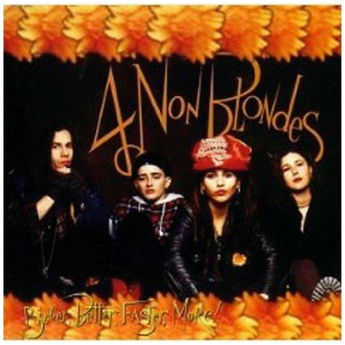 4 Non Blondes, What's Up, Piano, Vocal & Guitar, sheet music, piano notes, chords, song, artist, awards, billboard, mtv, vh1, tour, single, album, release