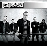Download or print 3 Doors Down It's Not My Time Sheet Music Printable PDF -page score for Pop / arranged Piano, Vocal & Guitar (Right-Hand Melody) SKU: 65531.