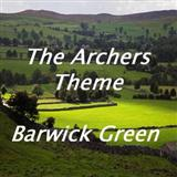 Download or print Arthur Wood Barwick Green (theme from The Archers) Sheet Music Printable PDF -page score for Film and TV / arranged Piano SKU: 40325.