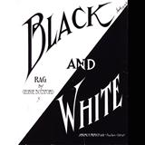 Download or print George Botsford Black And White Rag Sheet Music Printable PDF -page score for Easy Listening / arranged Piano SKU: 40411.
