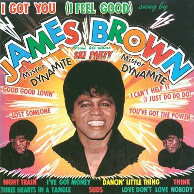 James Brown, I Got You (I Feel Good), Trumpet, sheet music, piano notes, chords, song, artist, awards, billboard, mtv, vh1, tour, single, album, release